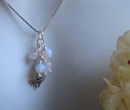 Fertility Pendant Necklace