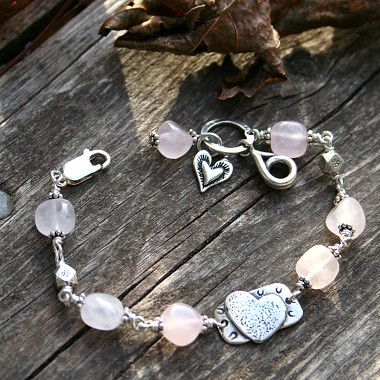 Broken Hearted Bracelet
