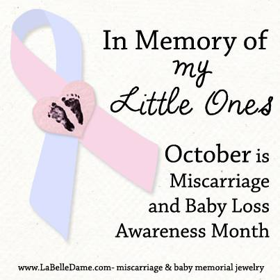 Miscarriage and Baby Loss Awareness Profile Picture - Little Ones